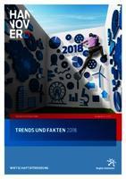 Titel Trends und Fakten 2018 Region Hannover