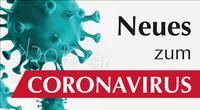 Banner zum Coronavirus