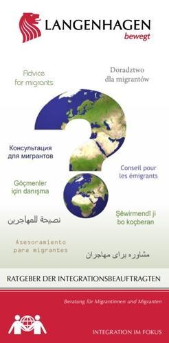 Titelseite Flyer Migration