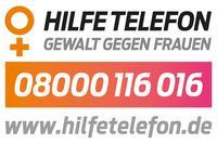 Hilfetelefon Gewalt gegen Frauen (Logo)