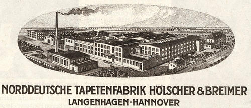 NORTA - Norddeutsche Tapetenfarbik Hölscher & Breimer