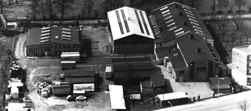 Buschbaum-Werksgelände von 1965