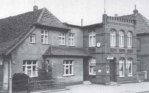 Alte Apotheke um 1960