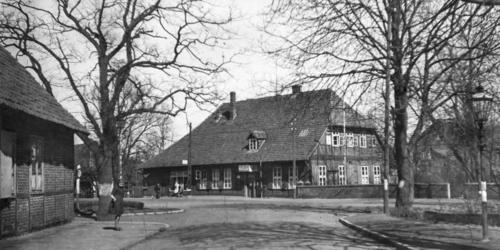 Haus Waldersee um 1942